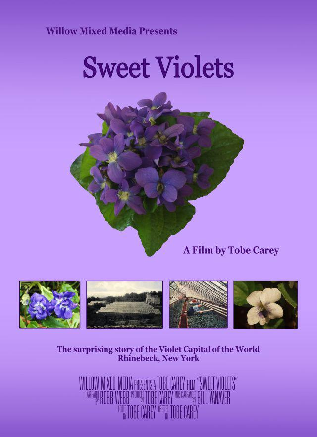 Sweet Violets Movie Poster
